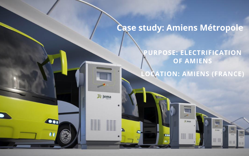 Case study Amiens